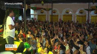 Bahia Folia destaca festas comemorativas dos blocos afros de Salvador - Veja as novidades para a folia com os jornalistas Camila Marinho e Marrom.