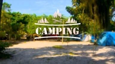 Tem gente que já enfrentou furacão só pra acampar. Entenda tudo sobre Camping - Tem gente que já enfrentou furacão só pra acampar. Entenda tudo sobre Camping.