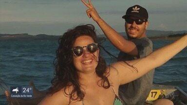 Família confirma que corpo de bióloga de Guapé (MG) foi encontrado em Brumadinho - Família confirma que corpo de bióloga de Guapé (MG) foi encontrado em Brumadinho