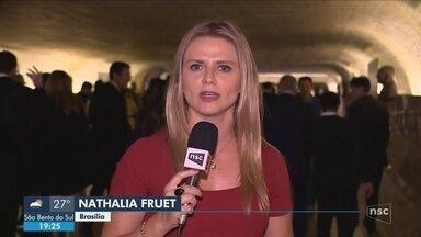 Deputados Federais e senadores tomam posse nesta sexta (1) em Brasília - Deputados Federais e senadores tomam posse nesta sexta (1) em Brasília