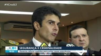 Governo do Pará apresenta levantamento sobre ocorrências de crimes em 2019 - Casos foram registrados nos primeiros trinta dias de 2019.