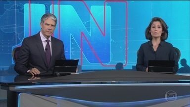 Jornal Nacional, Íntegra 01/02/2019 - As principais notícias do Brasil e do mundo, com apresentação de William Bonner e Renata Vasconcellos.