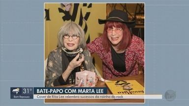 Cover de Rita Lee relembra sucessos da rainha do rock - Cover de Rita Lee relembra sucessos da rainha do rock