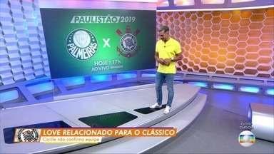 Globo Esporte SP - 1º bloco - 02/02/2019 - Globo Esporte SP - 1º bloco - 02/02/2019