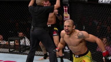 'Campeão do Povo' voltou! Com nocaute em Moicano, José Aldo foi destaque no UFC Fortaleza - 'Campeão do Povo' voltou! Com nocaute em Moicano, José Aldo foi destaque no UFC Fortaleza