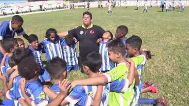 Após tragédia, Esporte Espetacular acompanha time de meninos de Brumadinho em torneio de futebol - Após tragédia, Esporte Espetacular acompanha time de meninos de Brumadinho em torneio de futebol