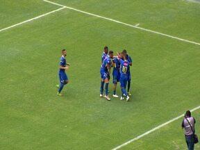 Veja os gols de Nacional 1 x 2 Penarol, pelo Amazonense - Partida ocorreu neste domingo, na Arena da Amazônia