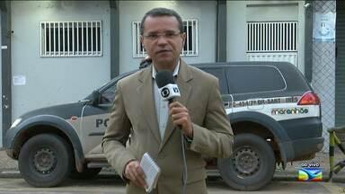 Polícia Civil prende suspeitos de assaltos no Maranhão - Polícia prendeu oito criminosos no bairro Aeroporto, situado no município de Santa Inês, e entre eles havia quatro adolescentes.