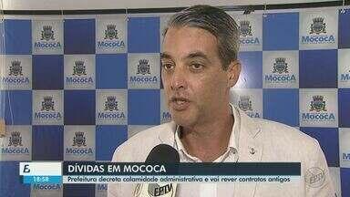 Prefeitura de Mococa decreta estado de calamidade administrativa - Dívidas somam mais de R$ 150 milhões.