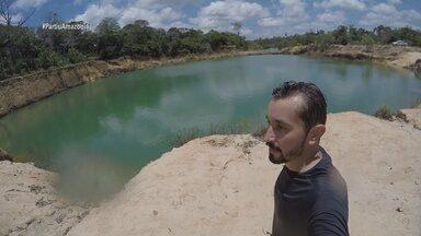 Parte 1: Moacyr começa viagem desfrutando das belezas naturais - Parte 1: Moacyr começa viagem desfrutando das belezas naturais