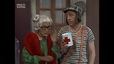 Uma Ajuda Para A Cruz Vermelha