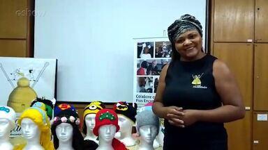 Saiba como ajudar o projeto 'Fios Encantados' - Projeto reúne voluntários para tricotar gorros, toucas e afins para crianças que perdem o cabelo por causa de tratamentos oncológicos.
