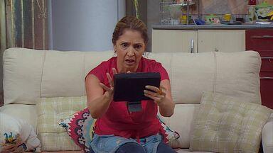 Graçaleaks - Abgail descobre segredos de Sara Jane e a chatangeia. Ela chantageia Maico, usando o mesmo argumento. Graça descobre que toda a família tem alguma coisa para esconder.