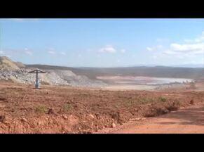 Moradores temem riscos que barragem de Riacho dos Machados pode trazer caso se rompa - Barragem de rejeitos do local, no Norte de Minas, acumula cerca de 65% da capacidade total; barragem é classificada como de baixo risco, mas com dano potencial alto.