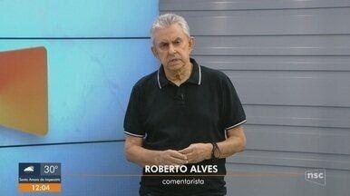 Roberto Alves comenta tragédia no CT do Flamengo - Roberto Alves comenta tragédia no CT do Flamengo