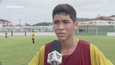 Rykelmo, ex-Portuguesa Santista, é uma das vítimas da tragédia do Flamengo - O volante teve passagem de um ano pela Briosa e morreu no incêndio que atingiu o centro de treinamento do clube carioca.