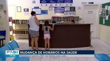Prefeitura altera funcionamento de unidades de saúde - Medida entra em vigor a partir da próxima semana em Presidente Prudente.
