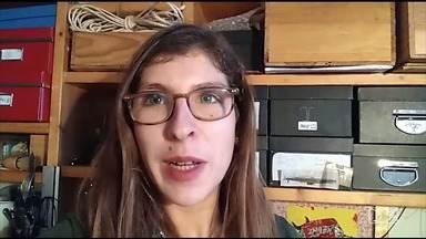 Intercambistas vivenciam cultura e dia a dia de São Luís - A repórter Jéssica Melo possui mais informações.