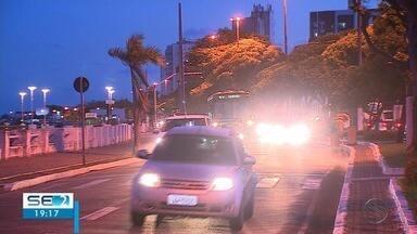 Obras em avenidas de Aracaju devem durar 10 meses - Elas serão realizadas sempre à noite.