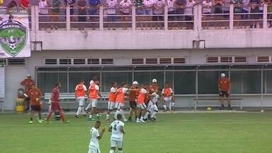 Veja os melhores momentos de Iranduba 0 x 2 Manaus, pelo Amazonense - Manaus venceu por 2 a 0