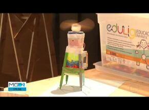 Exposição une tecnologia e artesanato para criar brinquedos em Ipatinga - Oficina de construção é uma das atividades propostas para as crianças.