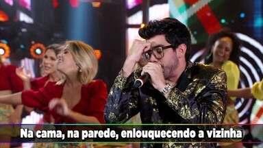 Gabriel Diniz canta 'Safadezinha' - Cantor apresenta nova música