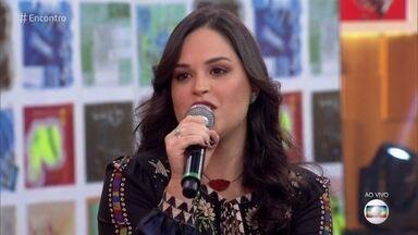 Amanda teve anorexia e chegou a pesar 29 quilos - Mariana Goldfarb e Amanda fazem parte do grupo de 5% da população brasileira que sofre com transtornos alimentares