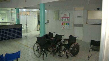 CRM interdita parte do hospital Trauminha, em João Pessoa - Vários problemas foram encontrados por lá.