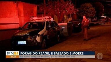 Homem morre baleado pela Polícia Militar em Martinópolis - Caso foi registrado na Vila Alegrete.