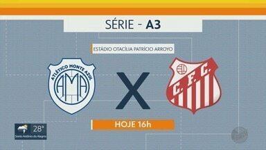 Confira quais times da região de Ribeirão Preto entram em campo nesta quarta-feira (13) - Rodada conta com jogos das Séries A2 e A3 do Campeonato Paulista 2019.