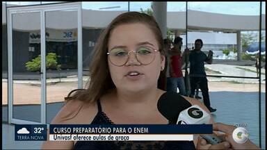 Cursinho popular tem inscrições abertas para seleção em Petrolina - Estão sendo oferecidas 140 vagas.
