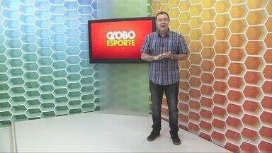 Confira o Globo Esporte AL desta quarta-feira (13/02), na íntegra - Veja as notícias do esporte alagoano