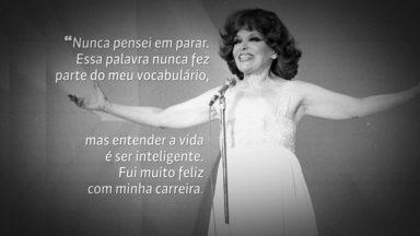 Relembre a trajetória de Bibi Ferreira, grande dama do teatro brasileiro