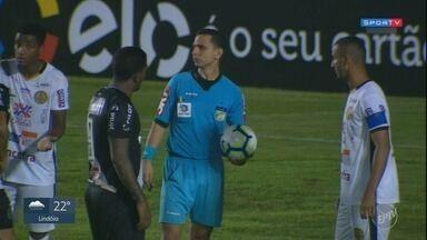 Ponte Preta quer anulação do jogo contra o Aparecidense pela Copa do Brasil - Ponte Preta foi eliminada na primeira fase, na terça-feira (12).