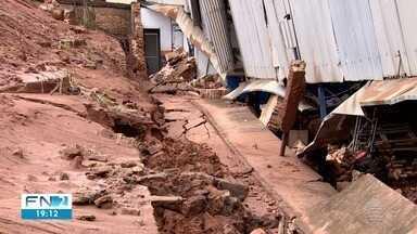 Homem morto em desabamento é sepultado em Adamantina - Polícia Civil abriu inquérito para investigar o caso.