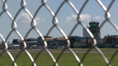 Quatro aeroportos do Paraná devem ser privatizados - O primeiro da lista é o Afonso Pena, em São José dos Pinhais. O de Londrina também está na lista.