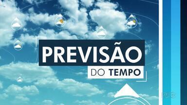 Paraná terá tempo instável nesta quinta (14) - Previsão é de chuva para todas as regiões do Estado, incluindo Londrina.
