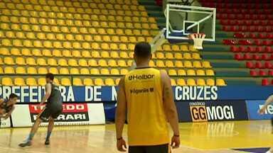 Mogi Basquete enfrenta o Vasco pela Liga das Américas nesta quarta-feira - Jogo começa às 20h.