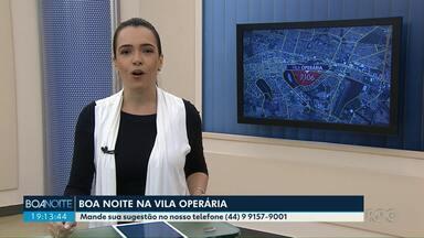 Boa Noite Paraná vai para a Vila Operária na sexta-feira - Envie sugestões de reportagens