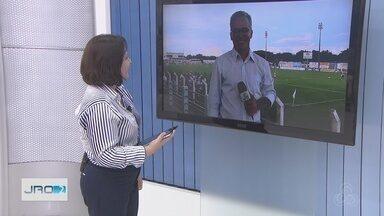 Real Ariquemes enfrenta Avai pela Copa do Brasil - Partida acontece às 18h30 desta quarta-feira (13), no estágio Gentil Valério em Ariquemes.