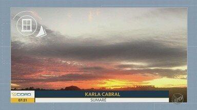Campinas tem máxima de 28° C nesta quinta-feira (14) - Confira a previsão do tempo para Campinas e região.
