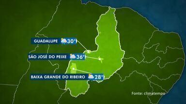 Meteorologia prevê possibilidade de chuvas em todo o Piauí neste domingo (17) - Meteorologia prevê possibilidade de chuvas em todo o Piauí neste domingo (17)