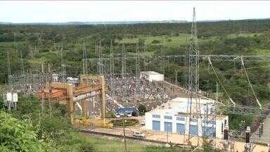 Usina de Boa Esperança, que produz a energia do Piauí, passa por manutenção - Usina de Boa Esperança, que produz a energia do Piauí, passa por manutenção