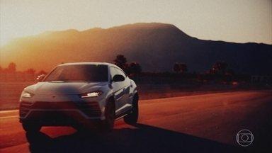 Conheça o SUV da Lamborghini, que promete passar a barreira dos 300 km/h - Modelo muda o paradigma sobre os esportivos no segmento.