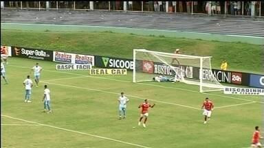 Os gols da vitória da Anapolina sobre o Grêmio Anápolis - Rubra marca no fim e garante triunfo por 2 a 1 sobre a Raposa