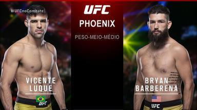 Bryan Barberena x Vicente Luque