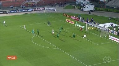 Santos vence o Guarani por 3 a 0 - A vitória do Santos fechou a sétima rodada do Paulistão.