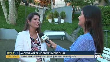 Evento em Curitiba tira dúvidas de quem quer virar microempreendedor individual - Veja como participar.