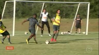Atlético-MG vai jogar contra o Defensor pela Libertadores - O Atlético-MG tenta dar mais um passo para conquistar um vaga na fase de grupos na disputa.