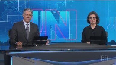 Jornal Nacional, Íntegra 20/02/2019 - As principais notícias do Brasil e do mundo, com apresentação de William Bonner e Renata Vasconcellos.